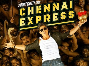 Chennai Express poster