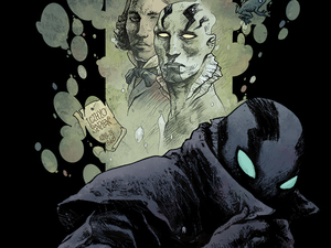 &#39;Abe Sapien: The Dark and Terrible&#39; #1 artwork