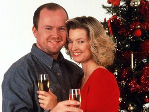 Gillian Taylforth, Steve McFadden, EastEnders