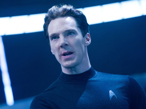 'Star Trek Into Darkness'- Benedict Cumberbatch