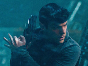 Zachary Quinto In &#39;Star Trek Into Darkness&#39;