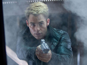 Chris Pine In &#39;Star Trek Into Darkness&#39;