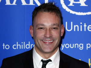 Toby Anstis arrives at the Make A Wish Winter Ball at the Dorchester Hotel, London. Picture date: Saturday November 24, 2012