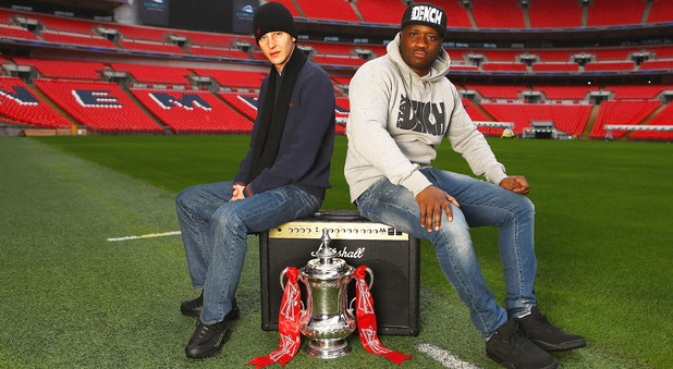 The FA Cup Anthem soundtrack competition: Devlin and Lethal Bizzle