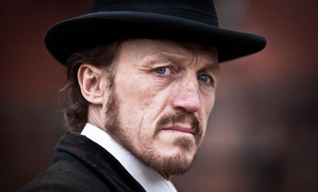 'Ripper Street' Episode 2: Bennet Drake (JEROME FLYNN)