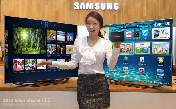 Samsung Unveils Evolution Kit at CES 2013