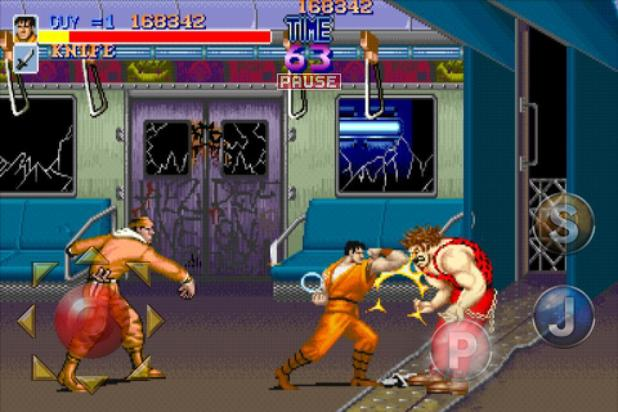 'Final Fight' screenshot