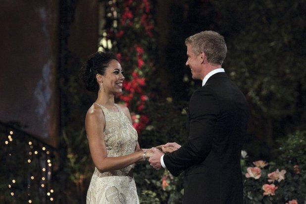 &#39;The Bachelor&#39; Season 16 premiere sneak peak: Sean meets Leslie H.