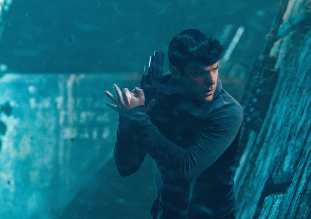 Zachary Quinto In 'Star Trek Into Darkness'