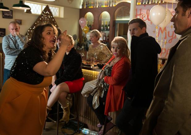 Hollyoaks: 3519: 2013-01-17