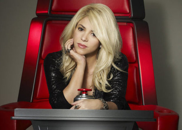 The Voice Season 4: Shakira