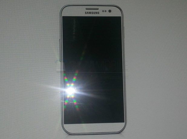 Leaked image of the Samsung Galaxy IV (4) WATERMARKED