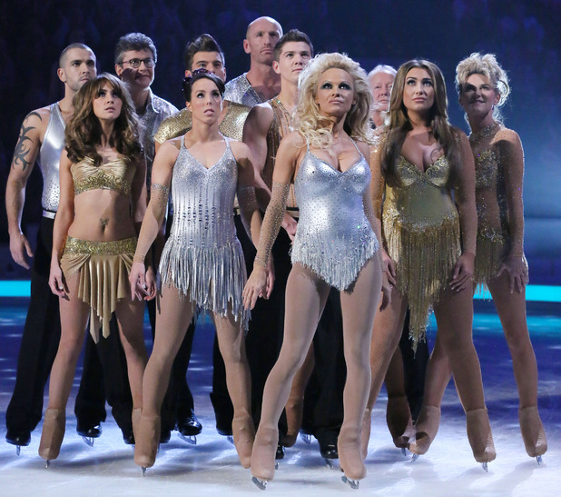 Dancing on Ice: The Contestants.
