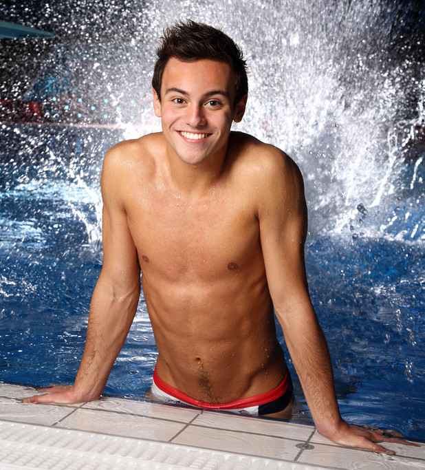 Splash: Tom Daley