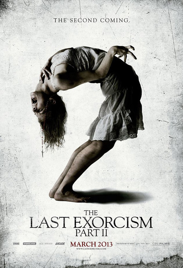 'The Last Exorcism: Part II' poster