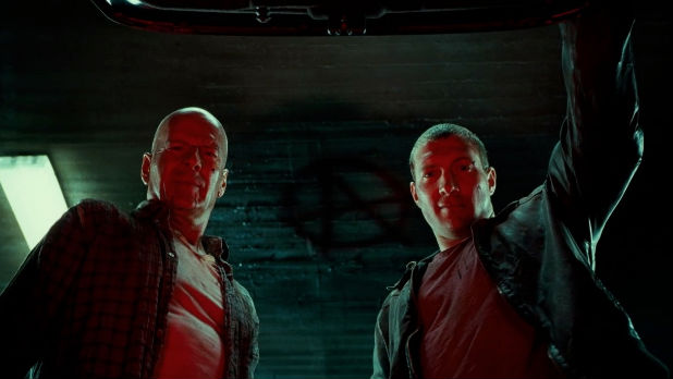 Bruce Willis returns as John McClane for the fifth 'Die Hard' movie.