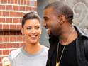 Kardashian takes to Twitter to congratulate her beau on his Grammy gongs.