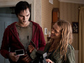 The actor discusses his role as a zombie in upcoming horror-romance Warm Bodies.