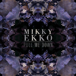 Mikky Ekko &#39;Pull Me Down&#39; single artwork.