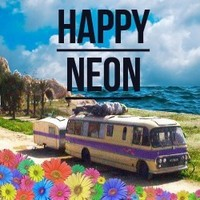 Neon Hitch 'Happy Neon'