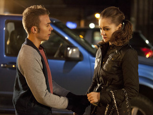 Corrie, David begs Kylie not to have an abortion, Mon 14 Jan