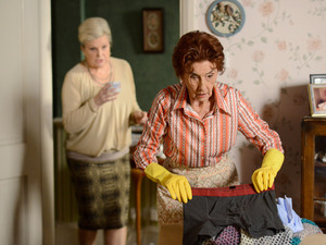 EastEnders, Dot finds pants down her sofa, Tue 15 Jan