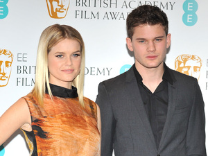 EE British Academy Film Awards in 2013 Nominations held at BAFTA Piccadilly Featuring: Alice Eve, Jeremy Irvine Where: London, United Kingdom When: 09 Jan 2013