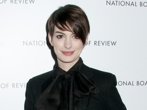 The 2013 National Board of Review Awards Gala - Outside Arrivals Featuring: Anne Hathaway When: 07 Jan 2013