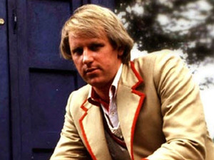 Doctor Who: Peter Davison