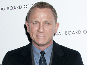 The 2013 National Board of Review Awards Gala - Outside Arrivals Featuring: Daniel Craig When: 07 Jan 2013