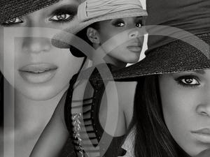 Destiny's Child 'Love Songs' album artwork.