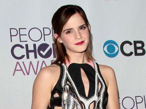 Emma Watson, People's Choice Awards, LA, 2013