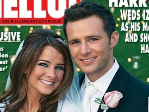Harry Judd McFly wedding