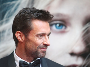 Hugh Jackman for Les Miserables