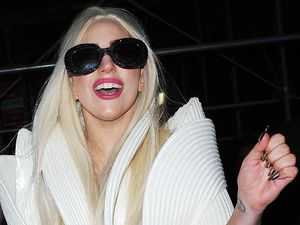 Lady Gaga in New York, America - 15 Dec 2012