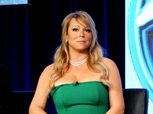 2013 FOX Winter TCA Press Tour Panels, Pasadena, California - 08 Jan 2013 Mariah Carey participates in the 'American Idol' panel 8 Jan 2013
