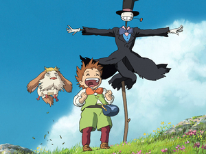 Howl&#39;s Moving Castle (2004)