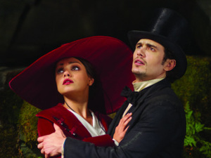 &#39;Oz: The Great and Powerful&#39; still: James Franco, Mila Kunis