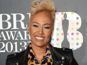 The Brit Awards 2013 launch night: Emeli Sande
