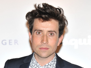 London Collections: Men - Tommy Hilfiger and Esquire - party held at The Zetter Townhouse - Arrivals Featuring: Nick Grimshaw Where: London, United Kingdom When: 07 Jan 2013