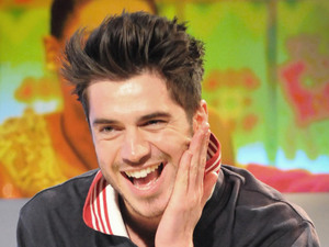 Sam Robertson - 2nd evictee of Celebrity Big Brother 2013