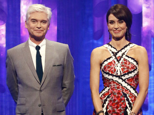 Dancing on Ice Week 2: Philip Schofield and Christine Bleakley