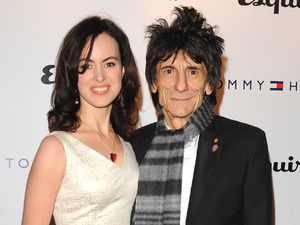 Ronnie Wood, Sally Humphreys, Tommy Hilfiger and Esquire party