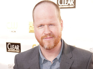 Joss Whedon arriving at the 18th Annual Critics' Choice Movie Awards held at Barker Hangar, California