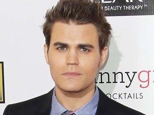 Paul Wesley arriving at the 18th Annual Critics' Choice Movie Awards held at Barker Hangar, California