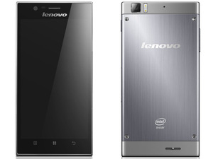 Lenovo K900 Intel-powered smartphone
