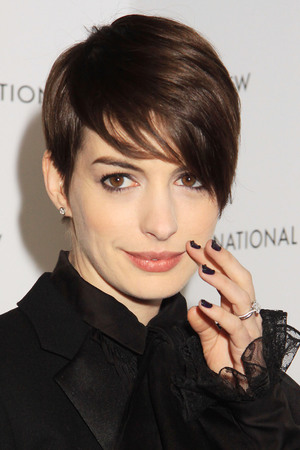 The 2013 National Board of Review Awards Gala - Arrivals Featuring: Anne Hathaway Where: New York City, NY, United States When: 08 Jan 2013**Not Available for the New York Daily News**