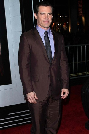 The Los Angeles World Premiere of 'Gangster Squad' held at Grauman's Chinese Theater - Arrivals Featuring: Josh Brolin Where: Los Angeles, California, United States