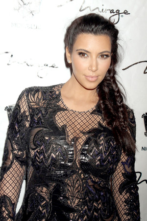 New Year Eve party at 1 Oak Nightclub at The Mirage Resort and Casino Las VegasFeaturing: Kim Kardashian Where: Las Vegas, Nevada, United States When: 31 Dec 2012 Credit: DJDM/WENN.com