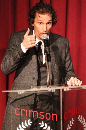 Matthew McConaughey, New York Film Critics Circle Awards, New York, America